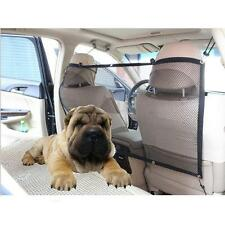 45''x24'' Pet Safety Travel Isolation Net Car Truck Van Seat Dog Barrier Mesh