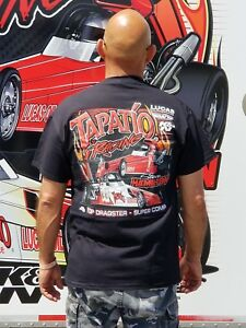 2018-Tapatio-Racing-souvenir-Steve-Hamilton-T-Shirt-Men-039-s-XL