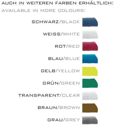 D = 25,4mm//d = 12,7 mm Schrumpfschlauch Box 2:1 High-Quality 5 m Vert