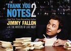 Thank You Notes 2 by Jimmy Fallon 9781455518883
