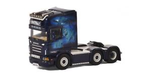 ventas en linea WSI 01-2000 Scania R Topline Cab Cab Cab Unidad-escala 1 50 de transporte de MKT  caliente