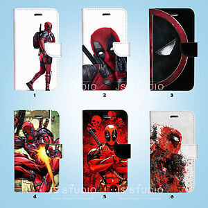 Deadpool-hero-Wallet-Case-Cover-Samsung-Galaxy-S3-4-5-6-7-8-Edge-Note-Plus-050