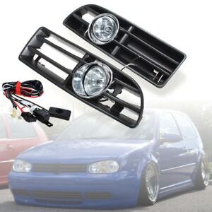 Details about Bumper Fog Light Grille Bulbs Switch Wiring Harness For on mk4 jetta thermostat, mk4 jetta transmission, mk4 jetta airbag light, mk4 jetta dash, mk4 jetta engine, mk4 jetta brakes, mk4 jetta timing belt, mk4 jetta fuse, mk4 jetta steering wheel, mk4 jetta coolant leak,