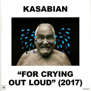 Kasabian-For-Crying-Out-Loud-180-Gram-Vinyl-LP-amp-CD-NEW-amp-SEALED