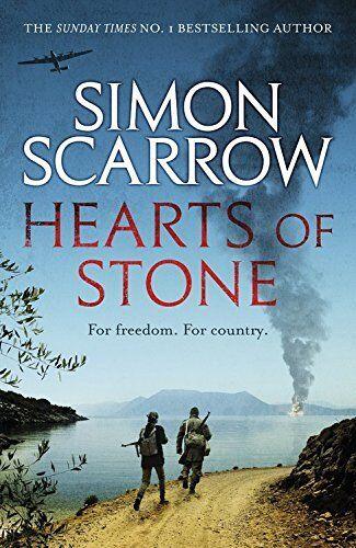 1 of 1 - Hearts of Stone By Simon Scarrow