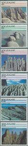 New Zealand 1991 SG1614-1619 Scenic Landmarks set MNH