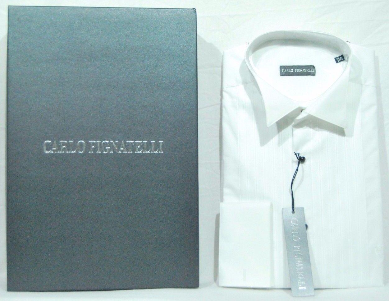 Camicia  Herren Carlo Pignatelli Diplomatica originale Shirt Hemd рубашка chemise