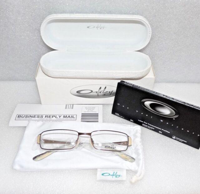 Oakley Noteworthy Ox3094-0450 Eyeglass Frames Polished Chocolate ...