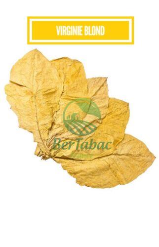 FEUILLES DE TABAC VIRGINIE BLOND 2KG