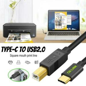 Ugreen-USB-C-to-USB-2-0-Type-B-Cable-Type-C-Printer-Scanner-Cord-for-MacBook-Pro