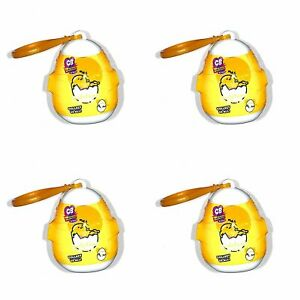 Cutie-Beans-Fiesta-Toys-Gudetama-The-Lazy-Egg-Plush-Clip-On-4-Eggs