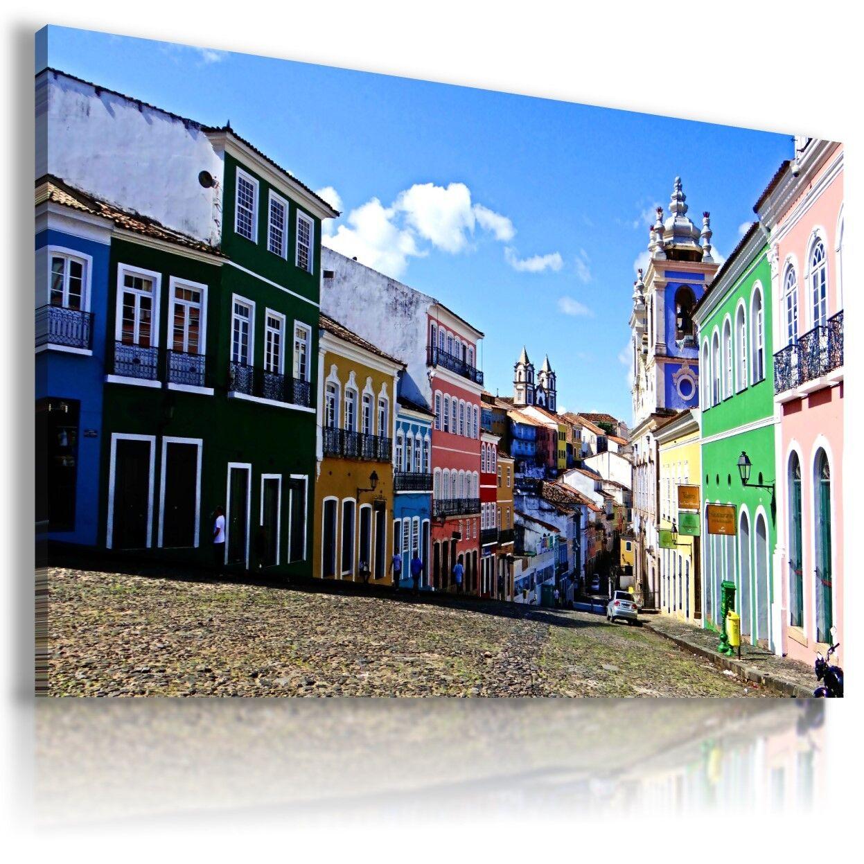 Il Brasile Rio de Janeiro art. a muro vista foto di grandi dimensioni L291 x mataga