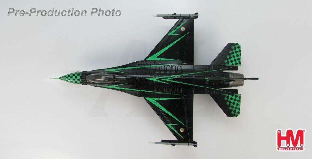 Hobby Master HA3819, GENERAL DYNAMICS F-16ADF, 37 Stormo, 18 Gruppo DSi, 1 72
