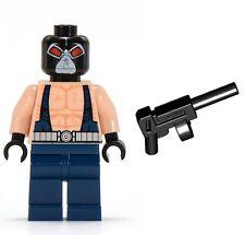 LEGO BATMAN ORIGINAL OLD 2007 BANE Villain Enemy Minifig Minifigure Figure 7787
