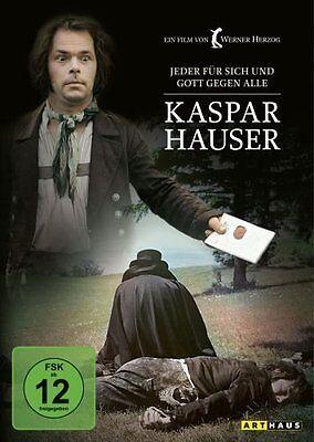 KASPAR HAUSER       (Werner Herzog)    DVD / NEU