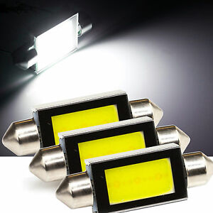 3-Stueck-42mm-POWER-LED-SMD-Soffitte-Innenraumbeleuchtung-Sofitte-weiss-12V-KFZ