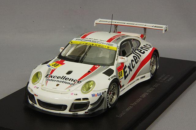 1 43 Ebbro Excellence Porsche Super GT300 2015   33 45298