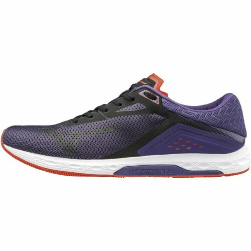 MIZUNO Running Shoes WAVE SONIC J1GC1734 Black Black Orange US7.5 25.5cm