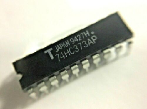 74HC373AP DIP-20 TOSHIBA IC 60 Lot of