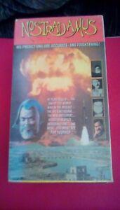 Nostradamus-1988-VHS-end-of-the-world-prophecy-antichrist-Hitler-Kennedy-murders