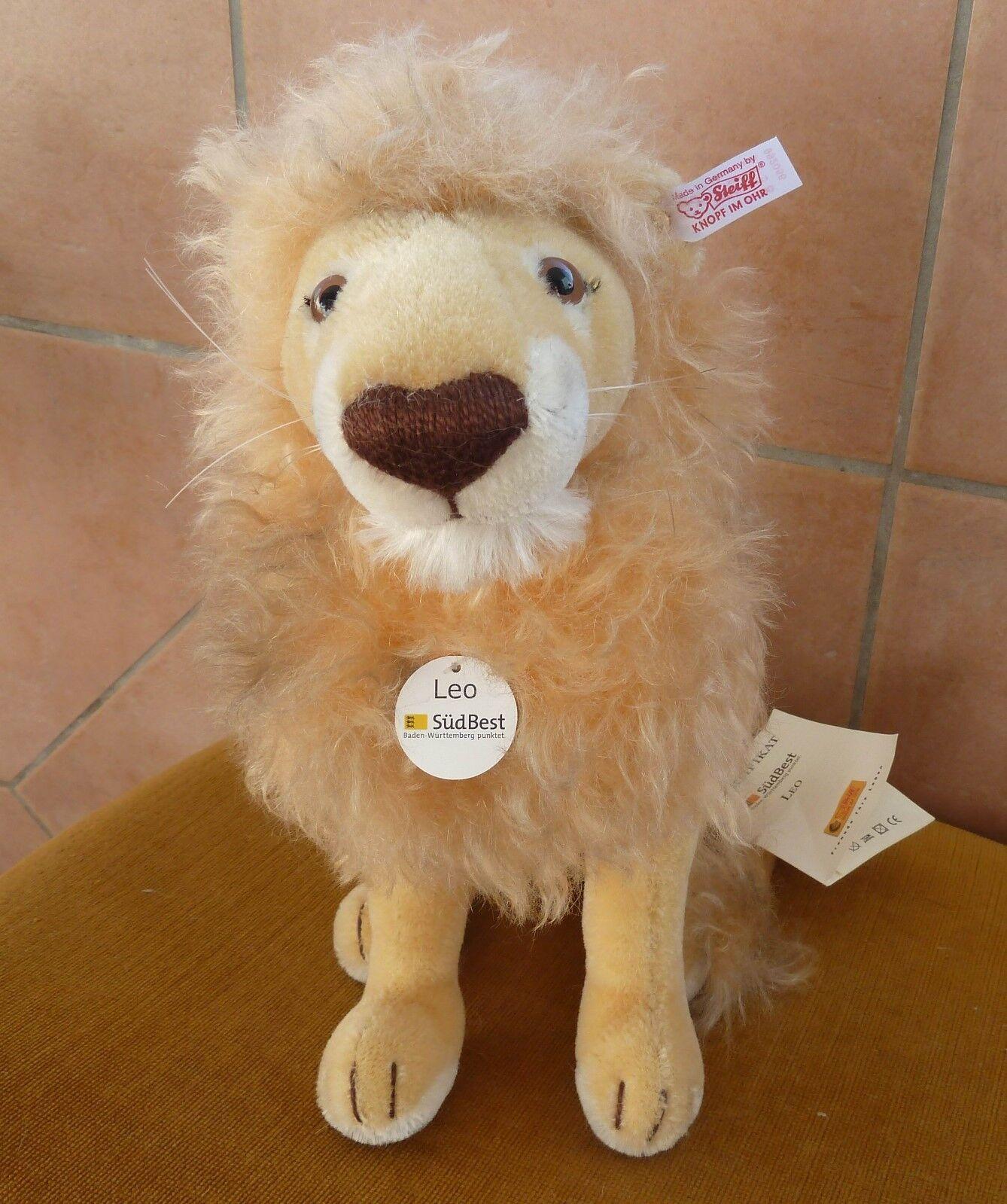 Steiff Süd Best Leo King Löwe SüdBeste 992056 limitiert Teddybär Bär Teddy