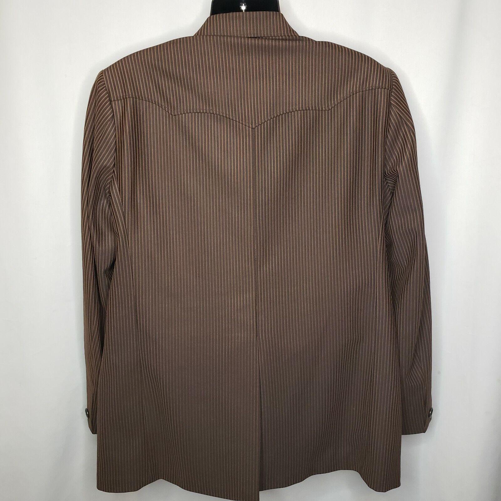 Ranchman Lasso Vintage Western Rockabilly Suit Ja… - image 4