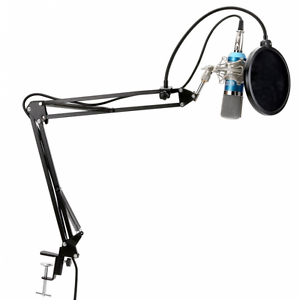 TONOR XLR to 3.5mm Podcasting Studio Recording Condenser Microphone for Computer