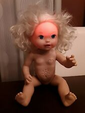 Rare Fisher Price Little Mommy Sick Glowing Interactive Doll- Works Perfectly