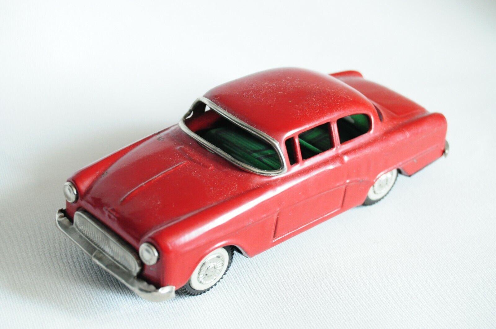 Opel Rekord van SSS Toys Japan Tinplate 1961