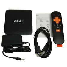 Z68 TV Box RK3368 Octa-core Android 5.1 Dual Band WiFi BT 2GB+16GB Media Player