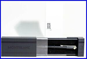 Montblanc-Scenium-Kugelschreiber-SCHWARZ-GOLD-inkl-Box