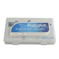 Au Orthodontic Dental Light Cure Blue Glue Intro Kit Adhesive Direct Bonding