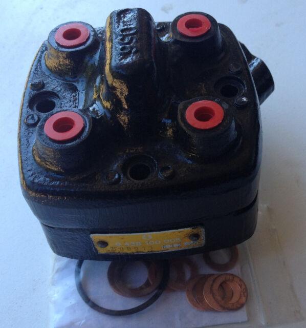 0438100005 EXCHANGE K-Jetronic Fuel Distributor, $150 exchange refund