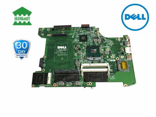 Dell Latitude E5520 GENUINE Laptop MotherBoard w// Processor JD7TC HDMI USB DDR3