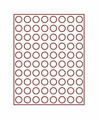 Dapper Lindner 2108 Coin Box-gray / Red Insert Comfortabel En Gemakkelijk Te Dragen