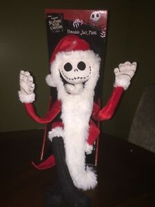 image is loading santa jack skellington plush doll nightmare before christmas - Nightmare Before Christmas Pipe