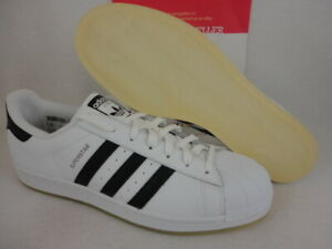 b9afe08c7a9c Image is loading Adidas-Superstar-White-Black-White-Ice-Sole-B49794-