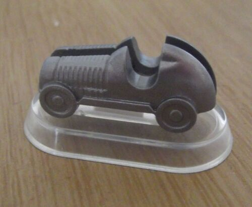 Spare Monopoly Playing CAR TOKEN//Piece various styles vintage /& modern