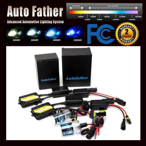 H4 H7 H1 AC Hid Xenon Car Headlight Kit Canbus Error Free 5000//6000//8000//10000K