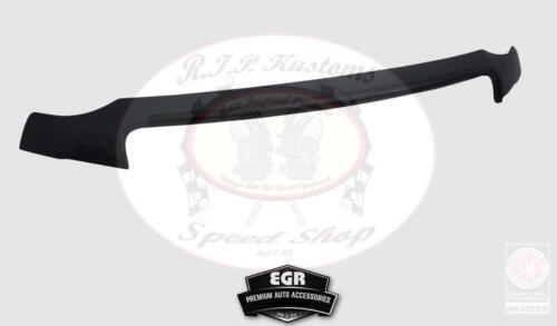 EGR Superguard No Drill Smoke Bug Shield Fits 2016-2018 Nissan Titan XD 305901