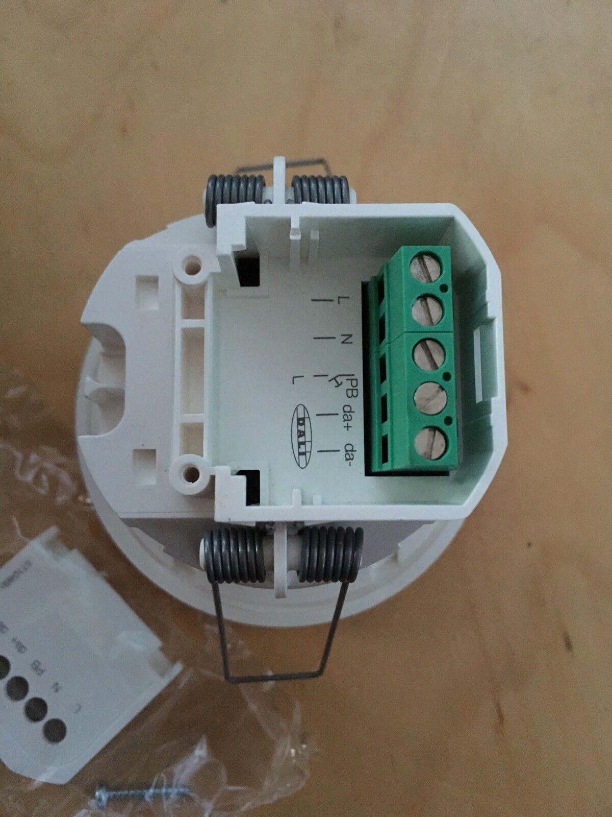 Hager EEK520B 757901 Surface BESA Digital PIR Occupancy Sensor