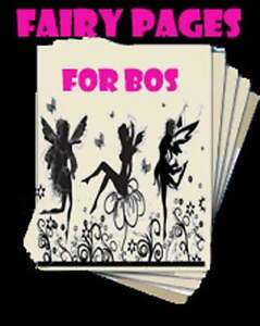 Rare-Lot-26-Fairy-Wicca-Book-of-Shadows-page-Real-Witch-Spells-Pagan-Witchcraft