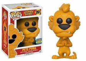 Pete-Puma-SDCC-LE1000-Looney-Tunes-Funko-pop-vinyl-New-in-Mint-Box-Protector