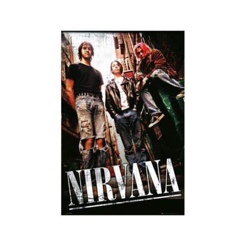 Maxi Poster Nirvana Alley