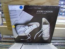 Andre Gagnon Left Turn vinyl LP 1981 Columbia Records EX
