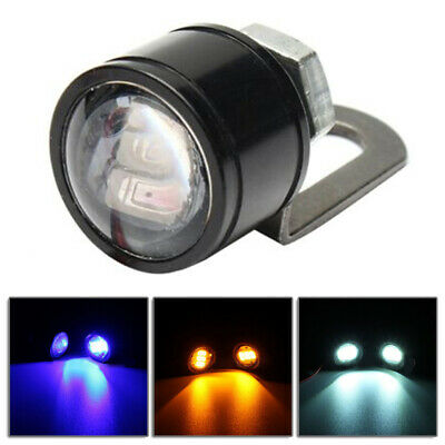 FEUX DE PENETRATION STROBE WAY PATROL PACE CAR FLASH LED BLEU FIXATION VITRE 12V