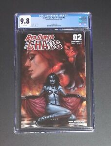 Red-Sonja-Age-of-Chaos-2-CGC-9-8-Lucio-Parrillo-Variant
