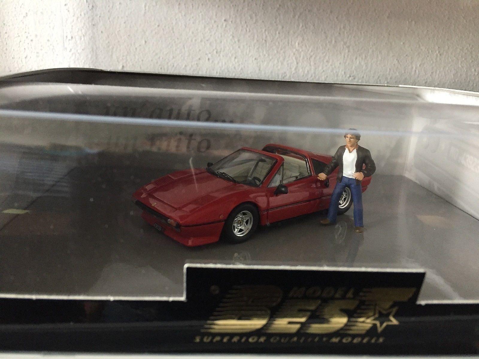 hasta 60% de descuento  183 183 183 Ferrari 308 GTS Villeneuve's Coche 1982 - BEST MODEL 1 43  ventas en linea