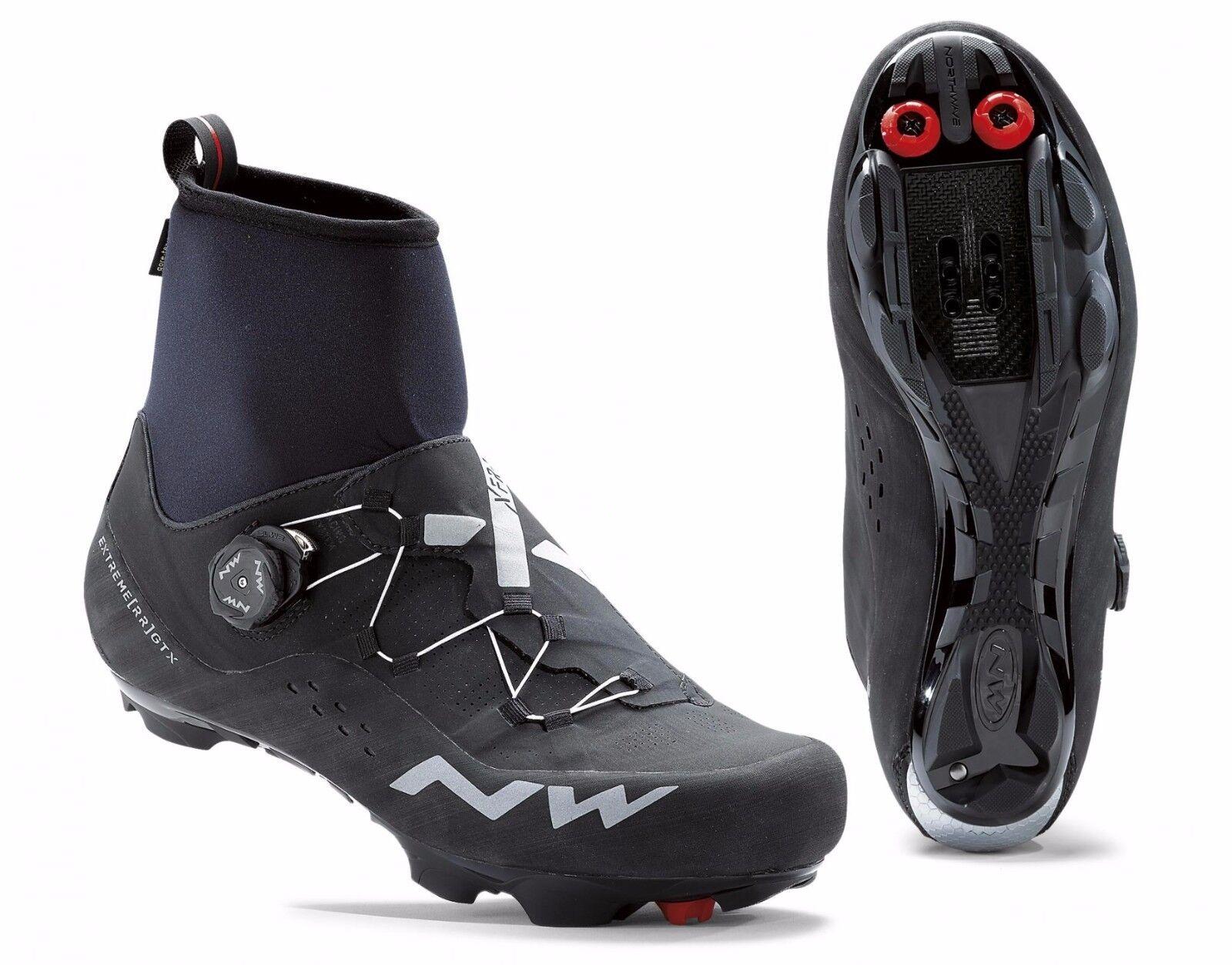 Schuhe NORTHWAVE EXTREME XCM XCM XCM GTX schwarz schuhe Northwave extreme XCM gtx schwarz 206051