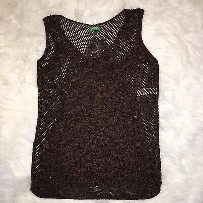 United Colors of Benetton Baby T-Shirt Kniited Tank Top